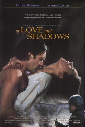 Of Love and Shadows - Movie Poster (thumbnail)