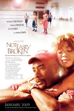 Not Easily Broken - Advance poster (thumbnail)