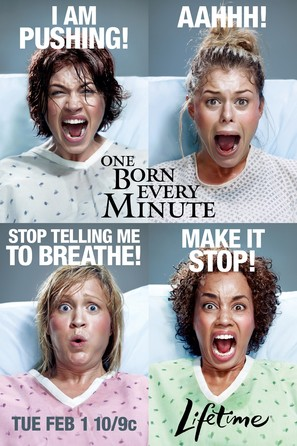 """""""One Born Every Minute"""" - British Movie Poster (thumbnail)"""