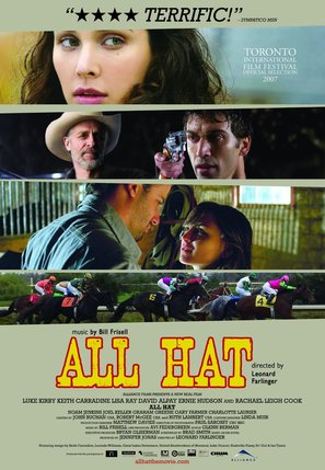 All Hat - Canadian Movie Poster (thumbnail)