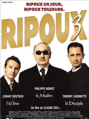 Ripoux 3 - French poster (thumbnail)