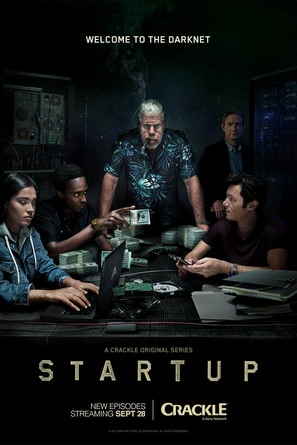 """StartUp"" - Movie Poster (thumbnail)"