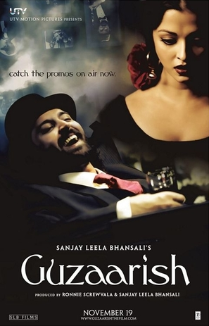 Guzaarish - Movie Poster (thumbnail)