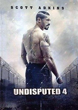 Boyka: Undisputed IV - Movie Poster (thumbnail)