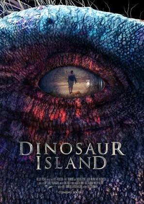 Dinosaur Island - Australian Movie Poster (thumbnail)