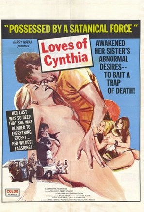 The Loves of Cynthia - Movie Poster (thumbnail)