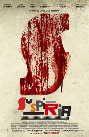 Suspiria - Movie Poster (thumbnail)