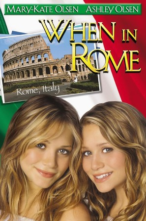 When in Rome - VHS cover (thumbnail)
