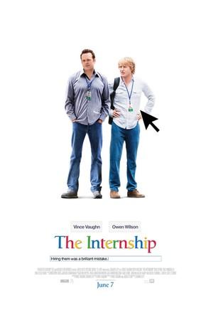 The Internship - Movie Poster (thumbnail)