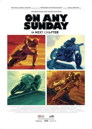 On Any Sunday: The Next Chapter - Movie Poster (thumbnail)
