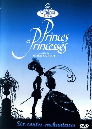 Princes et princesses - French DVD cover (thumbnail)