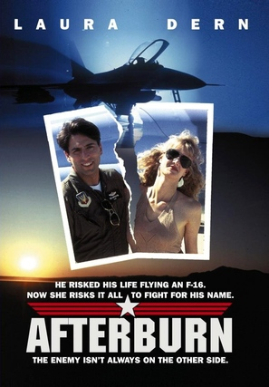 Afterburn - DVD movie cover (thumbnail)