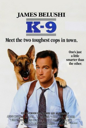 K-9 - Movie Poster (thumbnail)