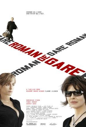 Roman de gare - poster (thumbnail)
