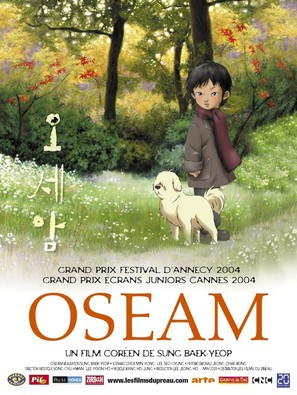 Oseam - French poster (thumbnail)
