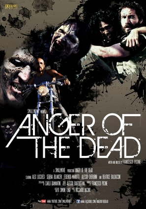 Anger of the Dead - Italian Movie Poster (thumbnail)