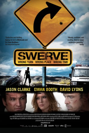 Swerve - Movie Poster (thumbnail)