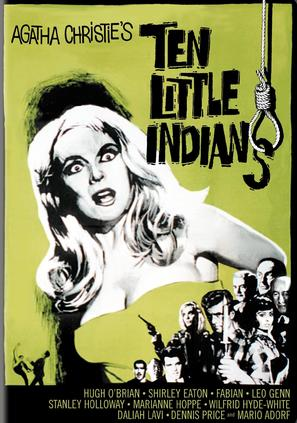 Ten Little Indians - DVD cover (thumbnail)
