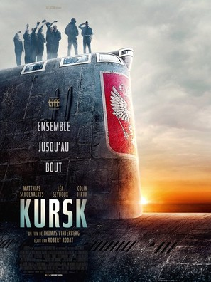 Kursk - French Movie Poster (thumbnail)