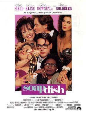 Soapdish - Movie Poster (thumbnail)