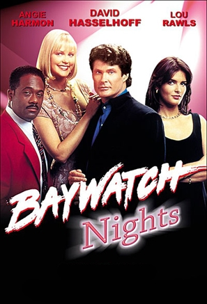 """Baywatch Nights"" - DVD movie cover (thumbnail)"