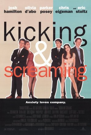 Kicking and Screaming - Movie Poster (thumbnail)