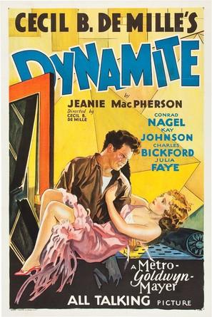 Dynamite - Movie Poster (thumbnail)