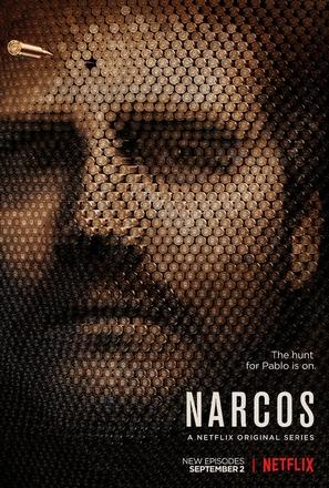"""""""Narcos"""" - Movie Poster (thumbnail)"""