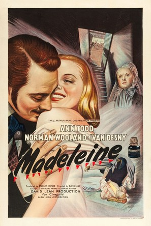 Madeleine - British Movie Poster (thumbnail)