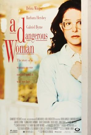 A Dangerous Woman - Movie Poster (thumbnail)
