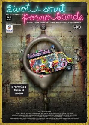 Zivot i smrt porno bande - Serbian Movie Poster (thumbnail)