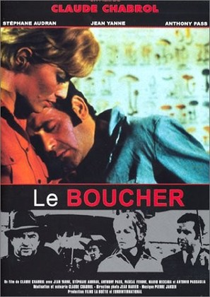Le boucher - French Movie Poster (thumbnail)