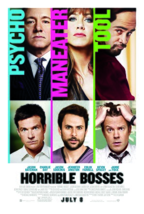 Horrible Bosses - Movie Poster (thumbnail)
