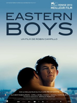Eastern Boys - French Movie Poster (thumbnail)