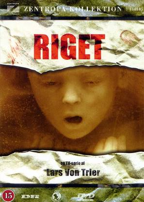 """Riget"" - Danish Movie Cover (thumbnail)"