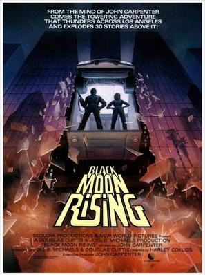 Black Moon Rising - Movie Poster (thumbnail)