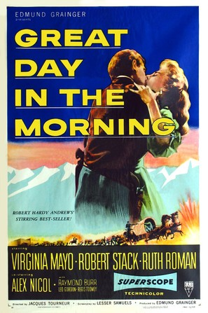 Great Day in the Morning - Movie Poster (thumbnail)