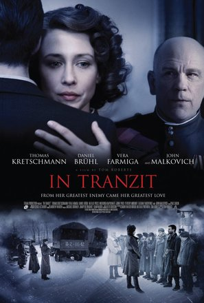 In Tranzit - British Movie Poster (thumbnail)