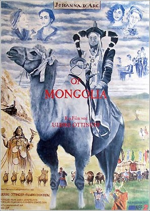 Johanna D'Arc of Mongolia