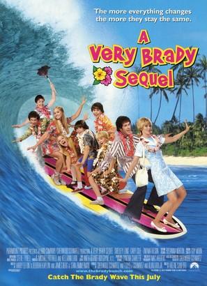 A Very Brady Sequel - Movie Poster (thumbnail)