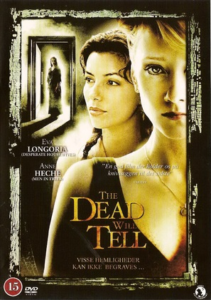 The Dead Will Tell - Danish DVD cover (thumbnail)