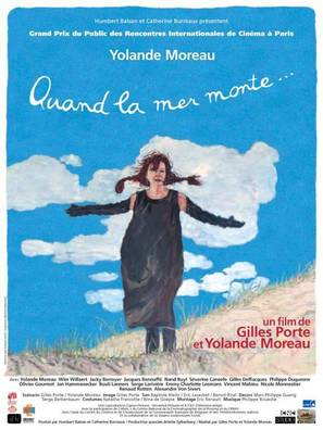 Quand la mer monte... - French Movie Poster (thumbnail)