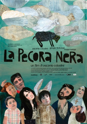 La pecora nera - Italian Movie Poster (thumbnail)