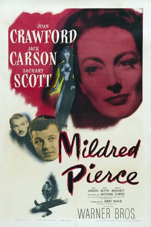 Mildred Pierce - Movie Poster (thumbnail)
