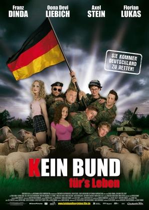 Kein Bund fürs Leben - German Movie Poster (thumbnail)