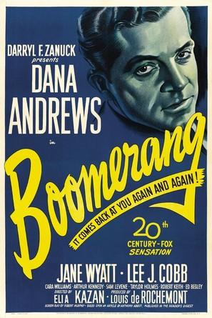 Boomerang! - Movie Poster (thumbnail)