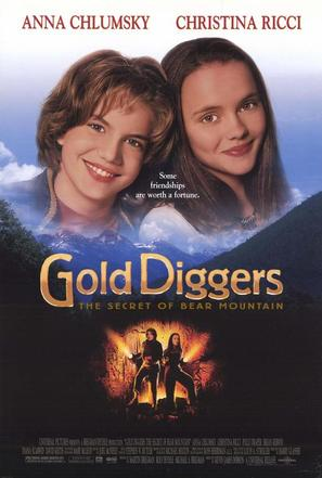 Gold Diggers: The Secret of Bear Mountain - Movie Poster (thumbnail)