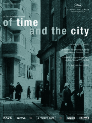 Of Time and the City - French Movie Poster (thumbnail)