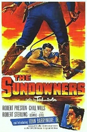 The Sundowners - Movie Poster (thumbnail)