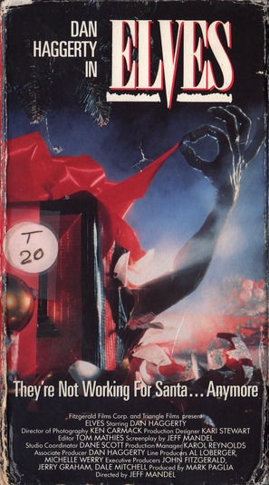 Elves - VHS cover (thumbnail)